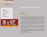 Bild Webseite Burton, Van Iersel & Whitney München
