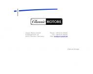 Bild Classic Motors GmbH