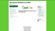 Bild Auridrop GmbH & Co. KG