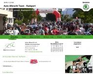 Bild Webseite  Straubing