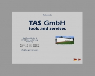 Bild Webseite TAS Bad Lauterberg im Harz