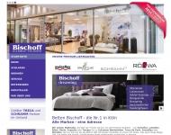 Bild Webseite Bischoff Köln