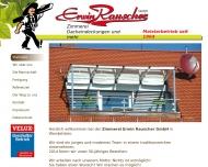 Bild Webseite ADM Dienstleistungen Berlin