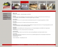 Website Maxipack Logistik Verwaltung