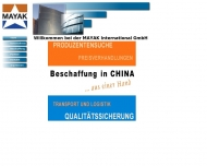 Bild Mayak International GmbH