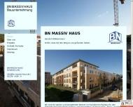 Bild Webseite B N Verwaltungsgesellschaft Köln