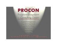Bild PROCON Projektmanagement + Consulting GmbH