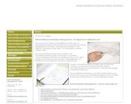 Bild Webseite PROFI Immobilienmanagement Köln