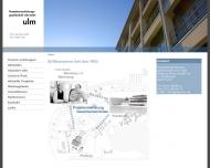 Bild Projektentwicklungsgesellschaft Ulm mbH