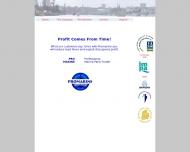 Bild Webseite PROMARINE Im- und Export Hamburg