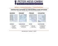 Bild Peter Hess GmbH