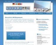 Bild Webseite Profiness Oberhausen