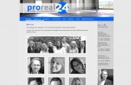 Website proreal24 immobilien