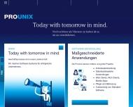 Bild Prounix Gesellschaft für Software-Entwicklung mbH