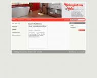 Bild Weingärtner & Volz GmbH & Co. KG