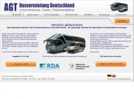 Bild AGT Busvermietung & Touristik GmbH