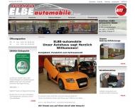 Bild Autohaus ELBE-automobile GmbH