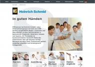Bild Projekt- und Baumanagement Heinrich Schmid Verwaltungs-GmbH