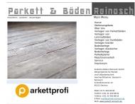 Bild Parkett & Böden Reinosch GmbH