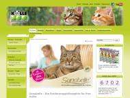 Bild Webseite Kölle-Zoo Stuttgart