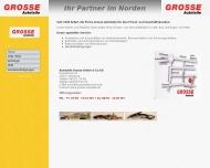 Bild Kommanditgesellschaft Autoteile Grosse GmbH u. Co.
