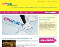 Bild Kommunikationsgewerkschaft DPV (DPVKOM) e.V.