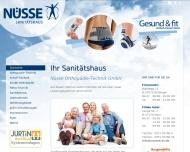 Bild W. Nüsse Orthopädie-Technik GmbH