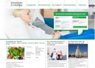Bild Webseite Wodara Immobilien Berlin
