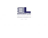 Bild Webseite Bornheim & Lau Hamburg