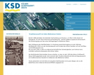 Bild Webseite KÖLN-DEUTZER WERFT Köln