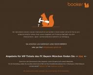 Bild Webseite BOOKER Köln
