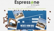 Bild Webseite Espressone Cadolzburg