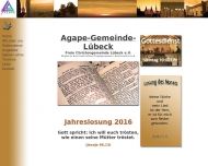 Bild Freie Christengemeinde Lübeck e.V.