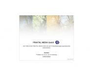 Bild FRAKTAL MEDIA GmbH