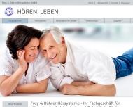 Bild Frey & Bührer Hörsysteme GmbH