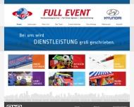 Bild Full Event Service GmbH