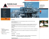 Bild FUGUMA GmbH Maschinenbau und Kraftwerkstechnik
