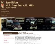 Bild Heinz Albert Gemünd Spedition und Möbeltransport e.K.