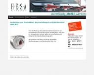 Bild Hesa-Werbung GmbH
