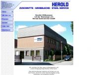 Bild Herold Stahl-Service GmbH