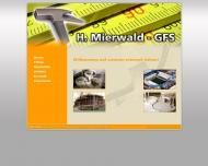 Bild H. Mierwald - GFS Gesellschaft für Systembau mbH