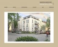 Bild Webseite Horst Hermann Vermögensberatung München