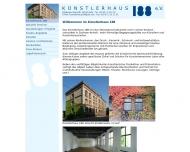 Bild Künstlerhaus 188 e.V