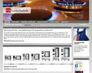 Bild Webseite PSP-Gastrotechnik Hamburg