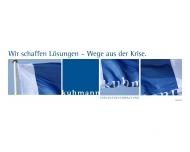 Bild Webseite Kuhmann Insolvenzverwaltung Bremen
