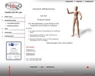 Bild Priquo GmbH