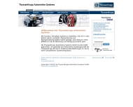Website ThyssenKrupp Automotive Systems