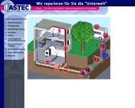 Bild ASTEC Abwassertechnik GmbH Kanaluntersuchung