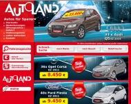 Bild Webseite Autoland Magdeburg Magdeburg