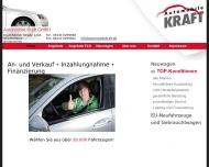 Automobile Kraft GmbH - Mainz-Bretzenheim - Home
